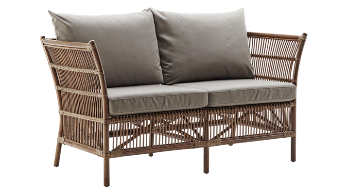 Canapea din rattan Donatello Antique