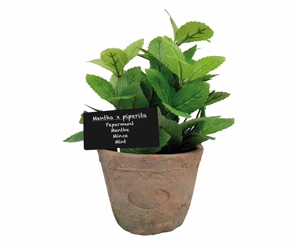Planta artificiala in ghiveci Mint Grande