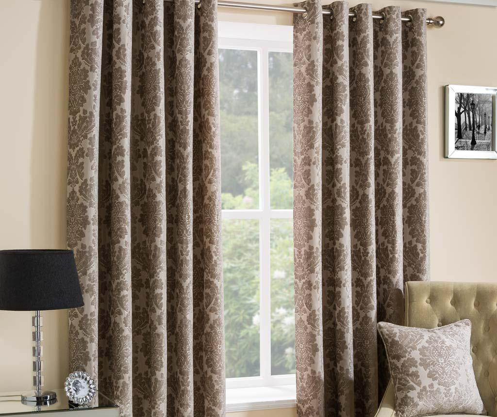 Set 2 draperii Park Lane Cream 168x229 cm