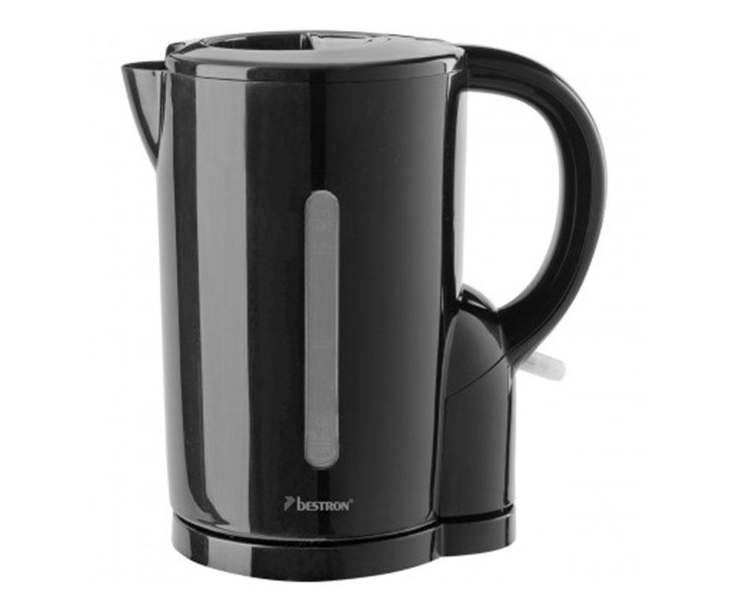 Fierbator electric Clear Black 1.7 L
