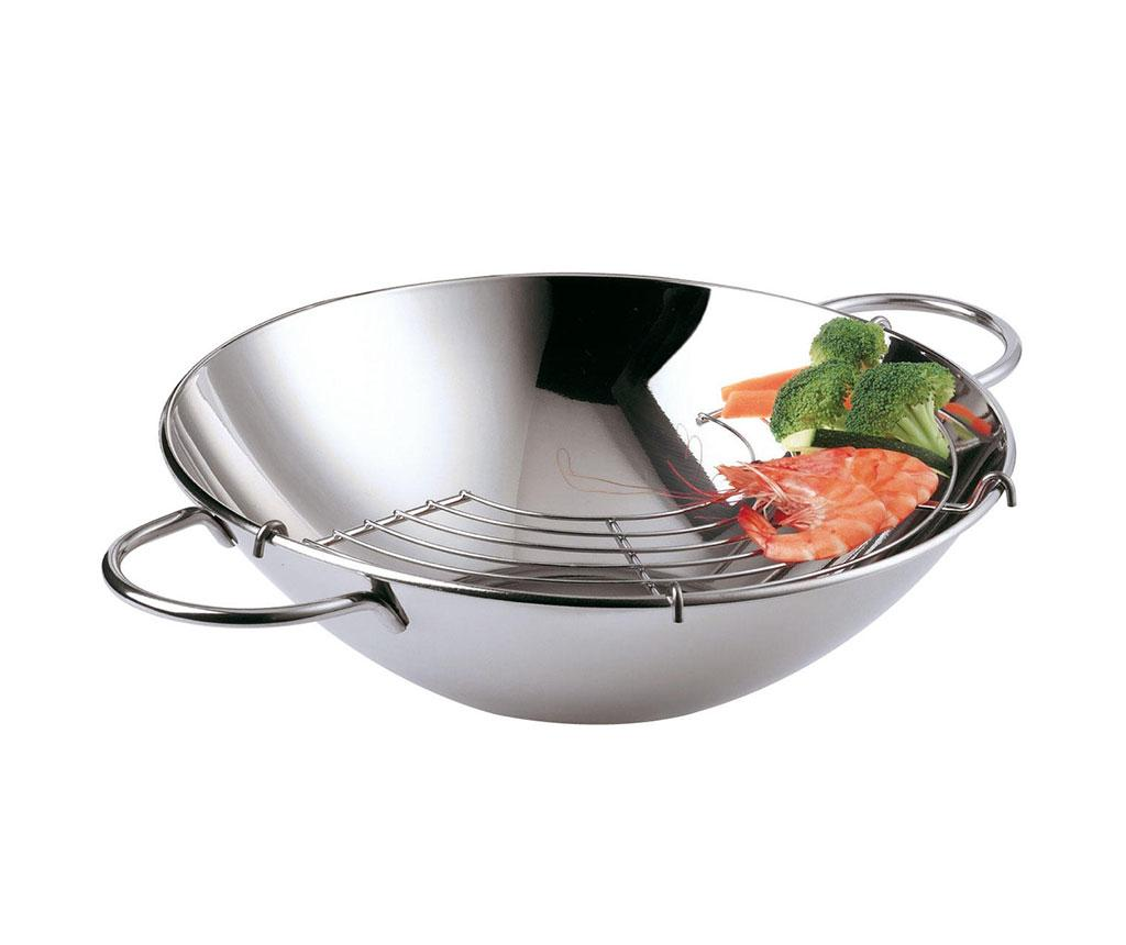 Cratita Wok Simple 30 cm