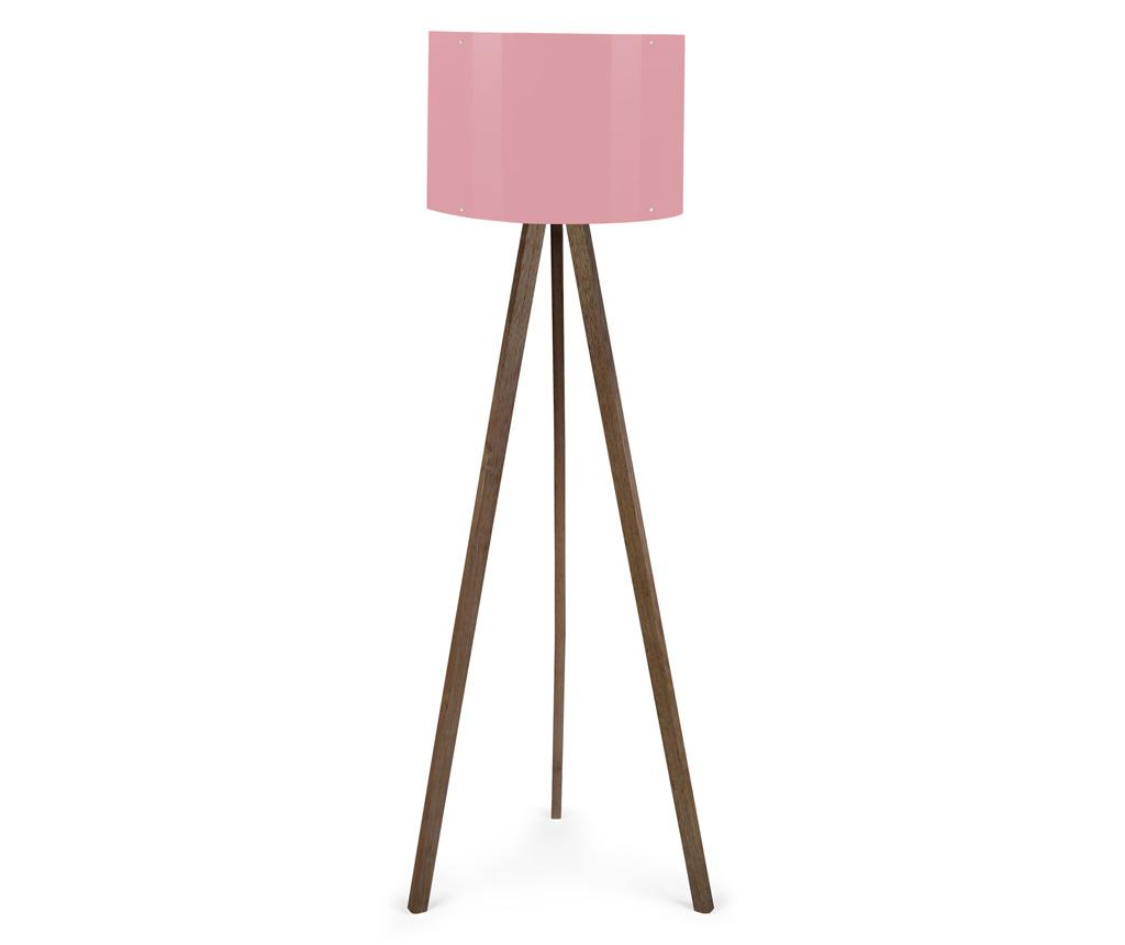 Lampadar Elisa Brown Light Pink
