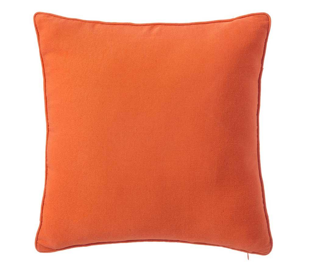 Perna decorativa Loving Colours Orange 45x45 cm