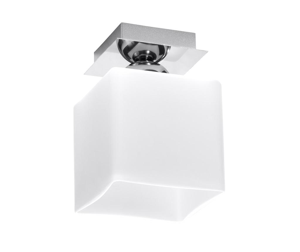 Lustra Square White Chrome