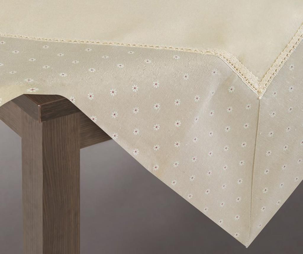 Individual central Evelyn Beige 85x85 cm