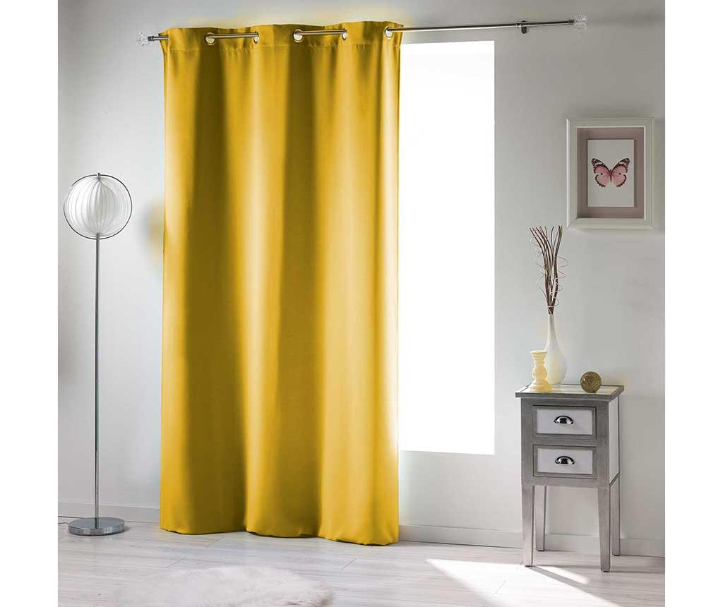 Draperie Occult Yellow 140x240 cm
