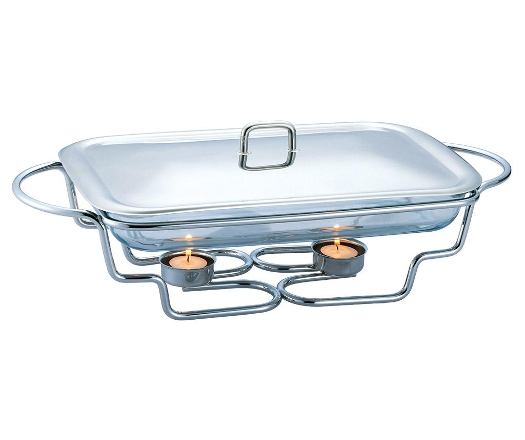 Vas cald dish Rectangle 3 L