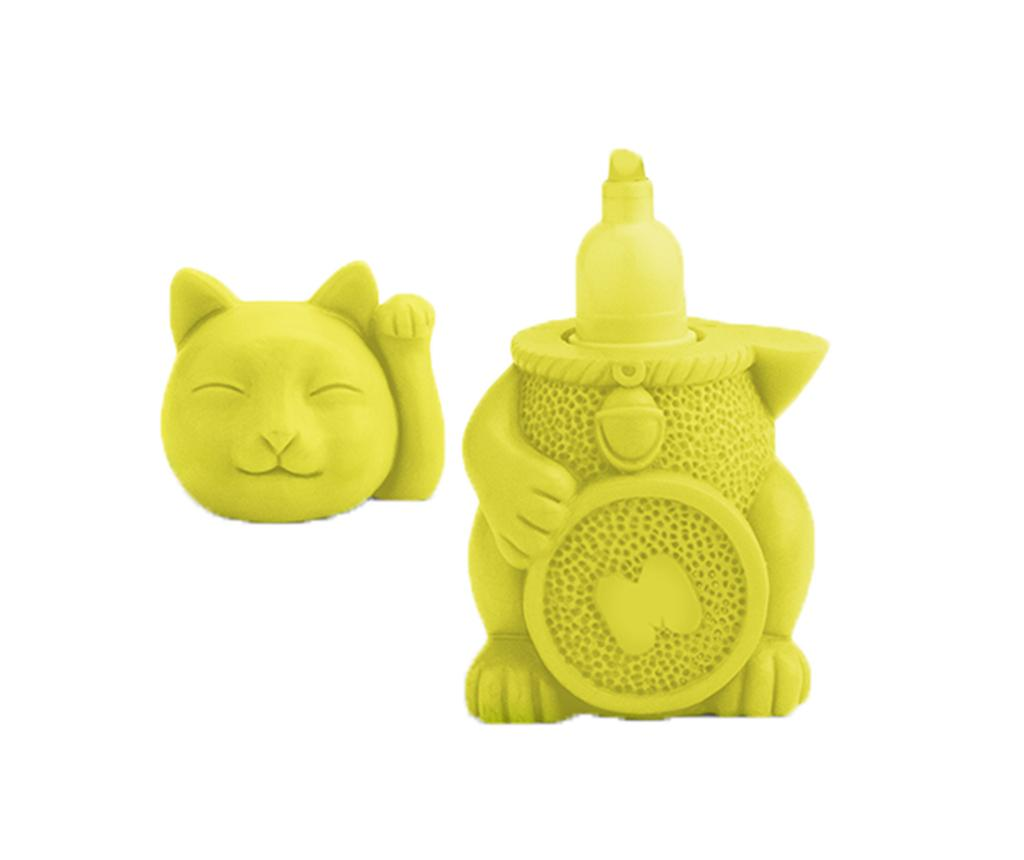 Evidentiator Lucky Cat Lime