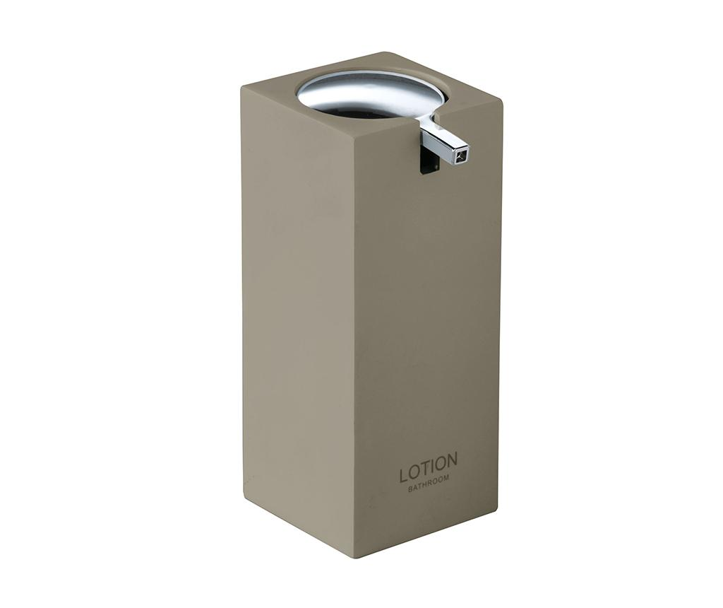 Dispenser sapun lichid Vivian Taupe 180 ml