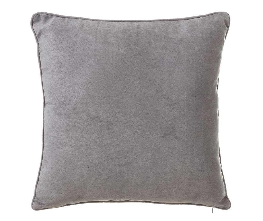 Perna decorativa Loving Colors Grey 60x60 cm