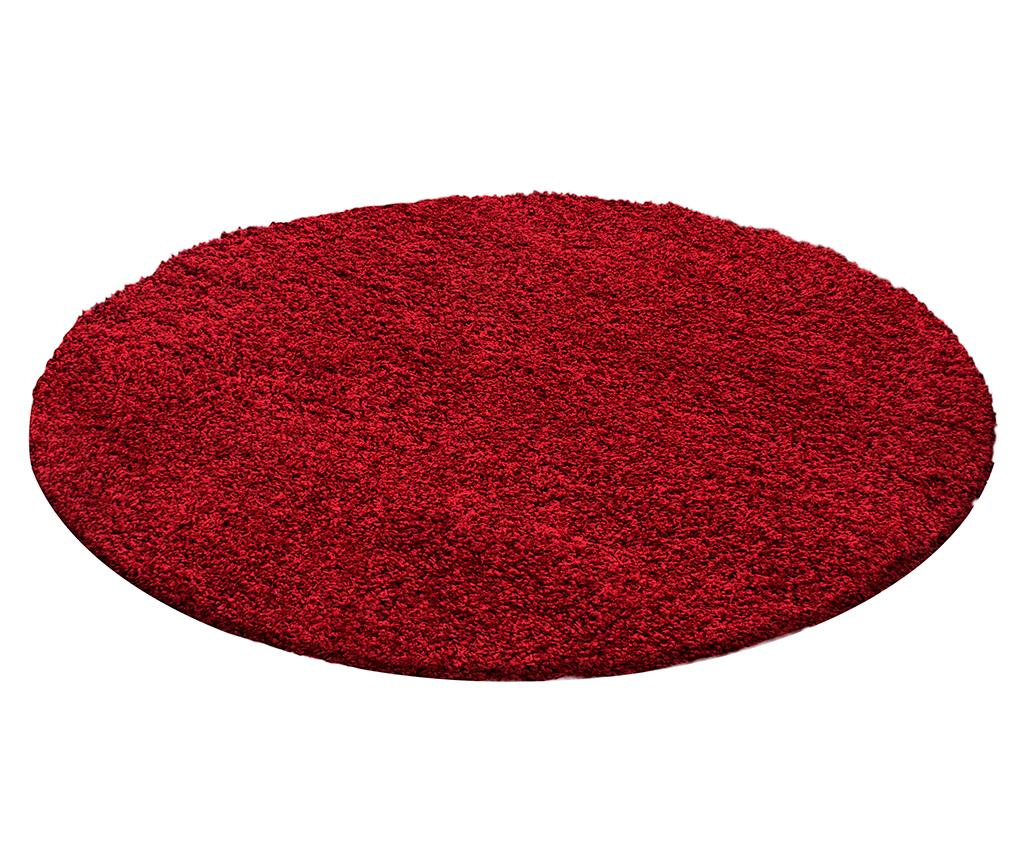 Covor Dream Round Red 120 cm