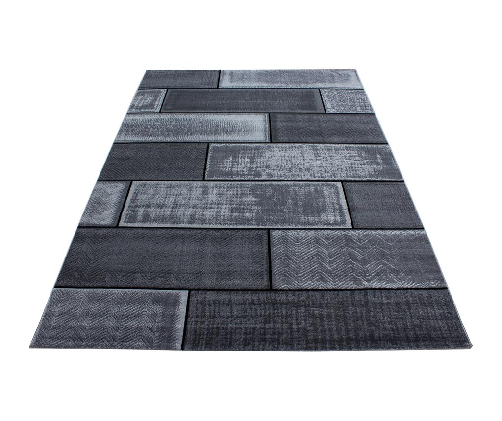 Covor Plus Cement Black 120x170 cm