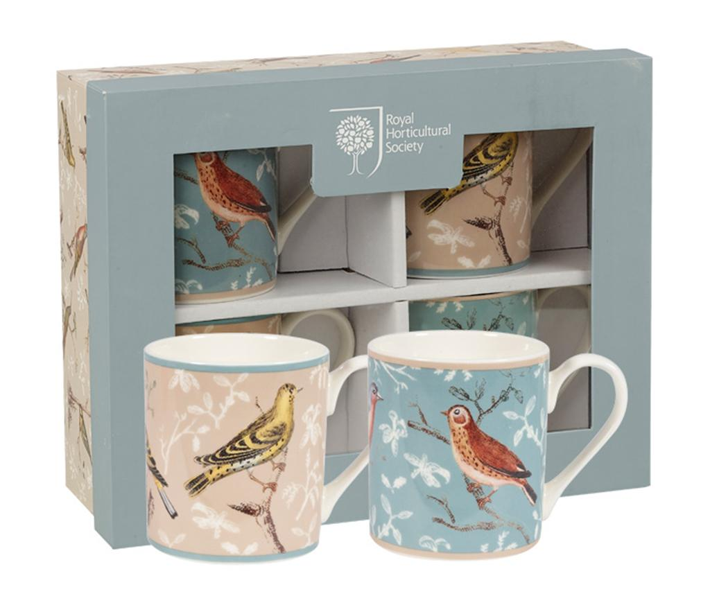 Set 4 cani Singing Birds 250 ml