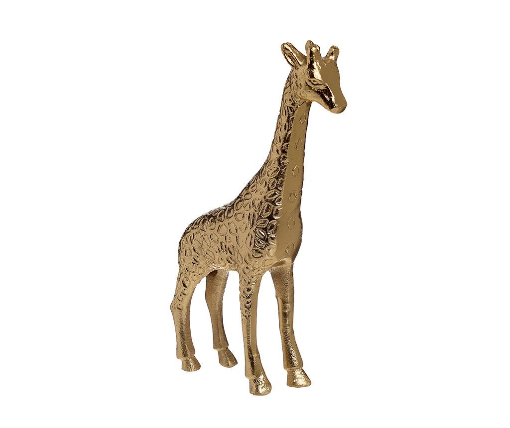 Decoratiune Giraffe Golden