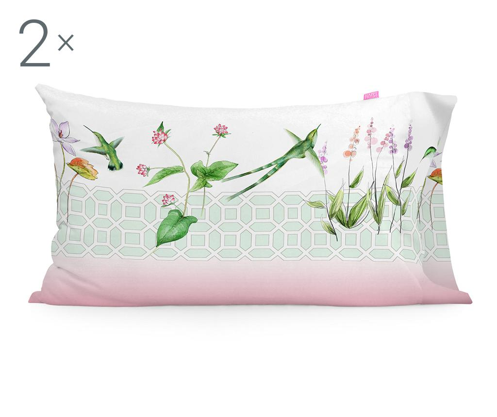 Set 2 fete de perna Meadow 50x75 cm