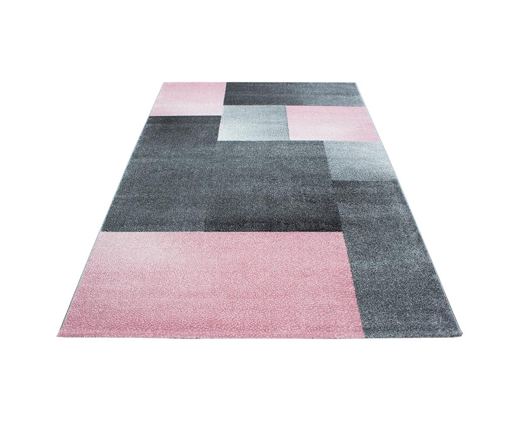 Covor Lucca Pink 200x290 cm