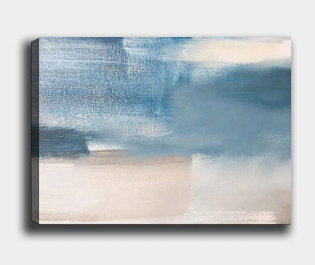 Tablou Abstract Ocean 50x70 cm