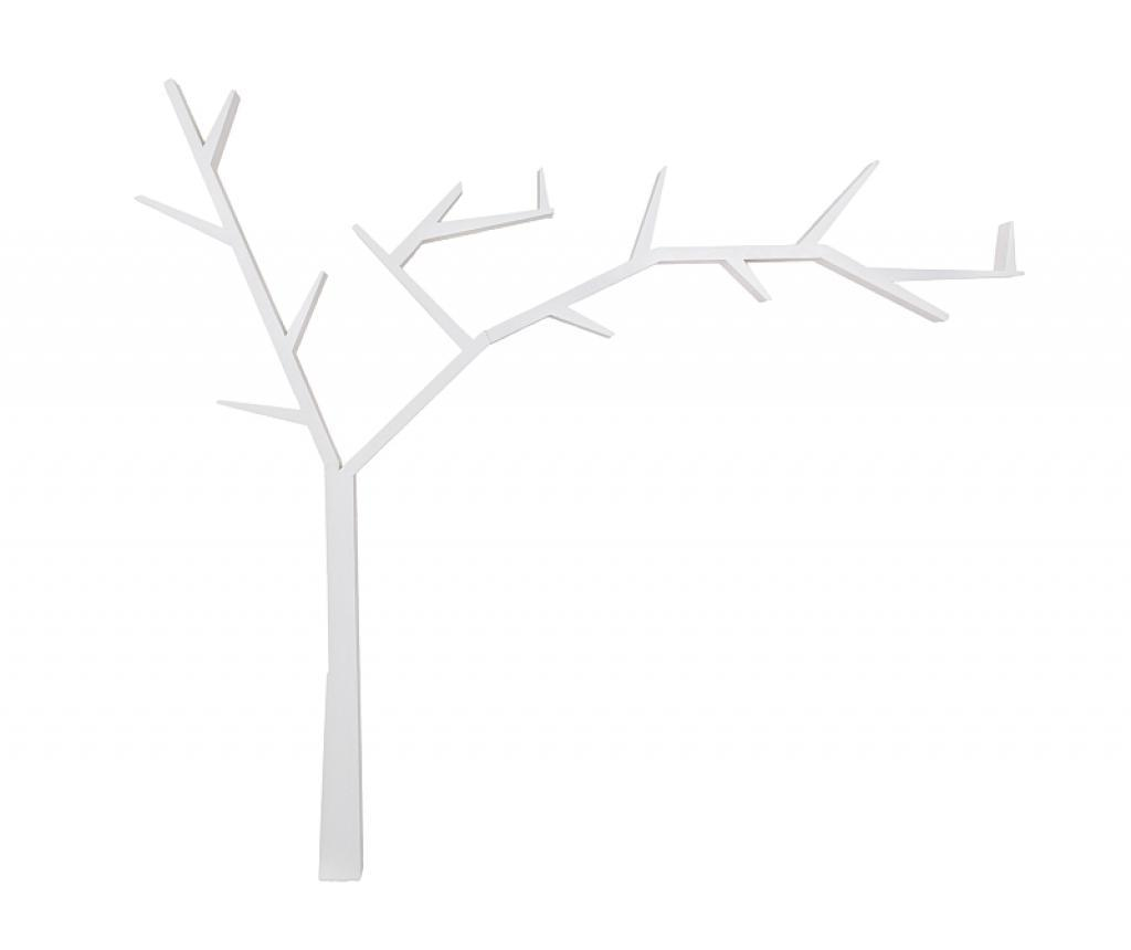 Corp cu rafturi Tree White Right