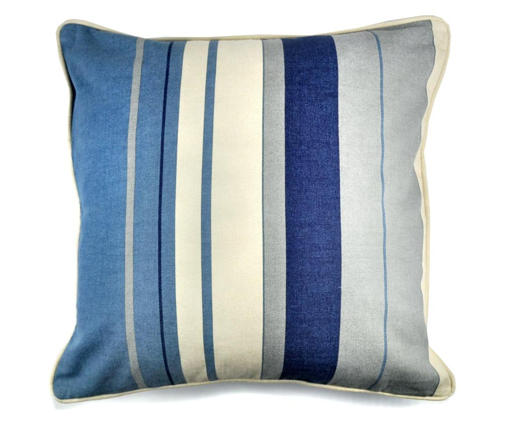 Fata de perna Whitworth Stripe Blue 43x43 cm