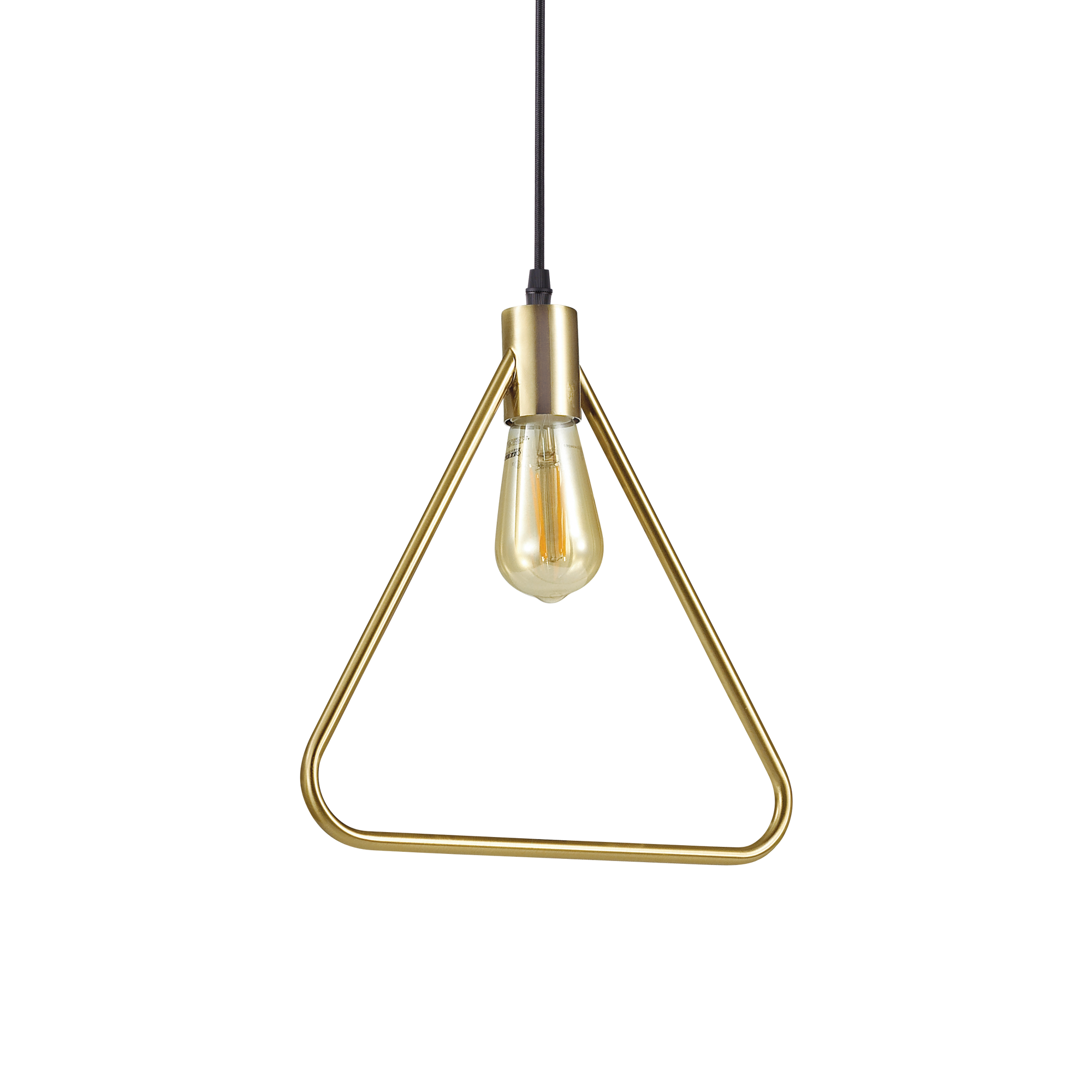 Lustra ABC SP1 Triangle Antique Brass