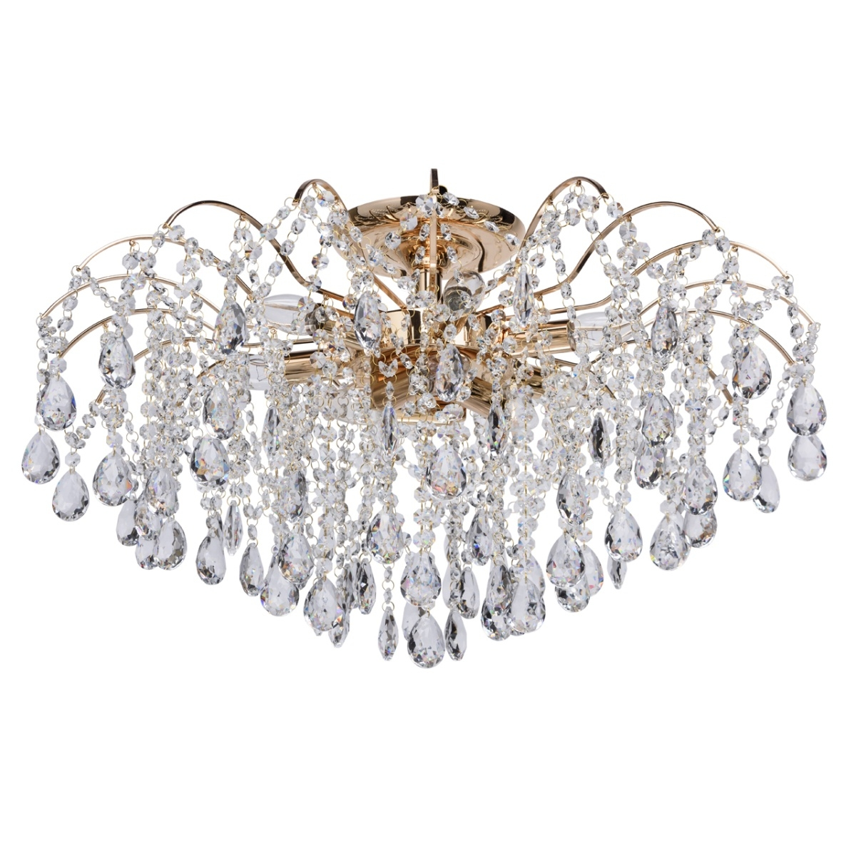 Plafoniera MW-Light Crystal 464018709